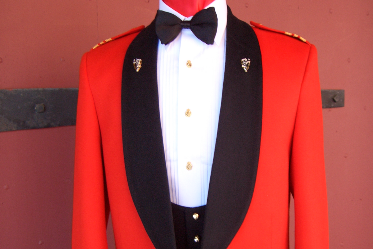 Mess Kit Uniform • Professionally made and fitted uniforms