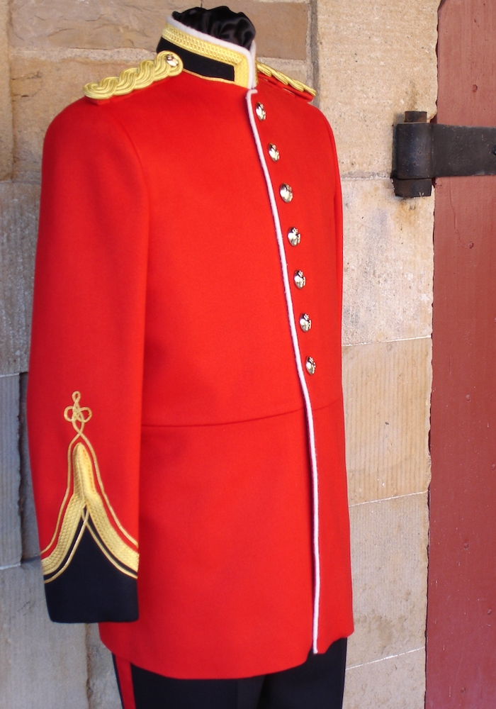 Full Dress • Professionally made and fitted uniforms